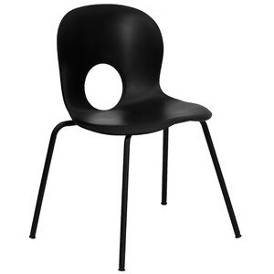 Hercules Series Armless Stacking Chair by Flash Furniture