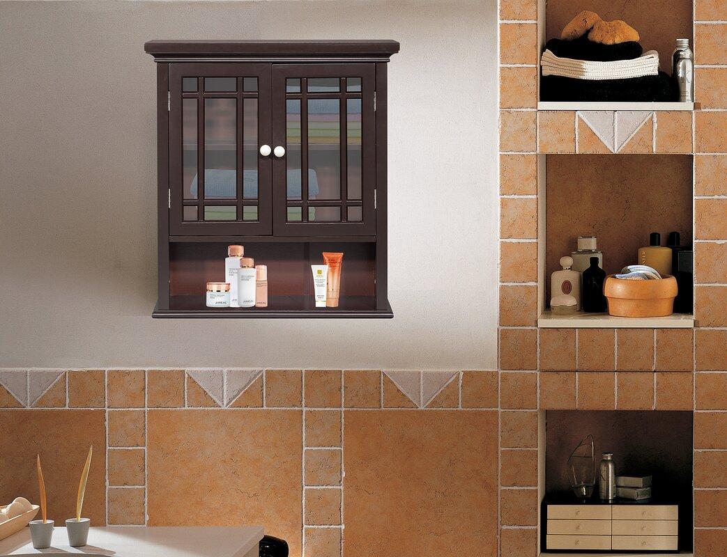 wall mounted bathroom cabinets you'll love | wayfair