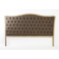 Maison King Upholstered Panel Headboard by Zentique Inc.