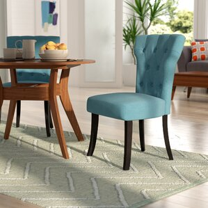 parsons kitchen & dining chairs you'll love | wayfair