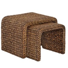 Dimitri 2 Piece Nesting Tables by World Menagerie