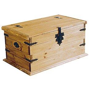 Rustic Corona Wooden Box
