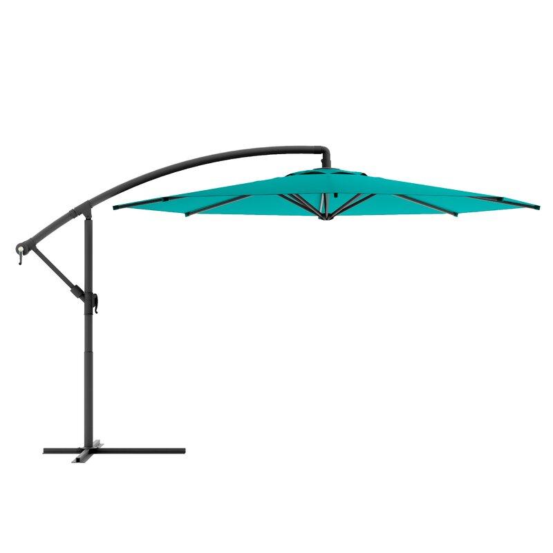 Freda 10u0027 Cantilever Umbrella