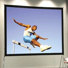 Fast Fold Deluxe 108 H x 144 W Portable Projection Screen by Da-Lite