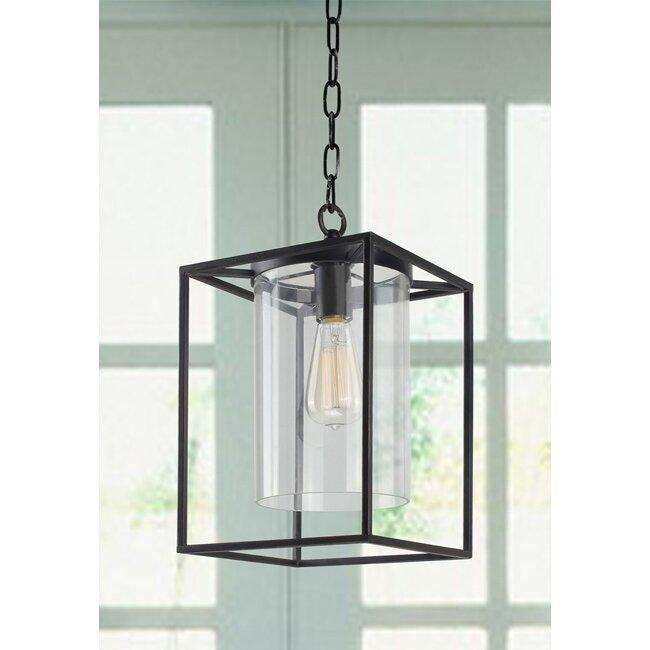 Led Foyer Lighting : La pedriza glass light led foyer pendant reviews