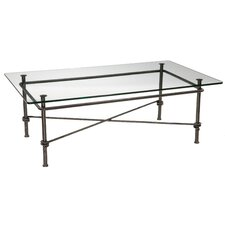 Ranch Coffee Table by Stone County Ironworks