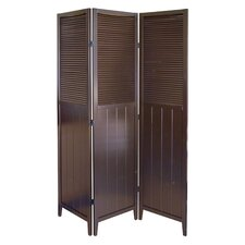 70 x 51 3 Panel Room Divider by ORE Furniture