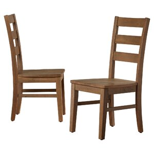 Cannes Solid Wood Dining Chair (Set of 2) by Laurel Foundry Modern Farmhouse