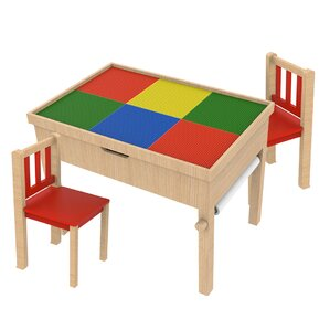 latest allinfun premier kidsu piece rectangle table and chair set with kids wooden table and chairs