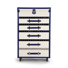 Adalyn 5 Drawer Cabinet by Zentique Inc.