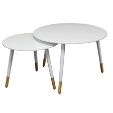 Walton 2 Piece Nesting Tables by Varick Gallery