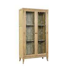 Mindy 2 Door Accent Cabinet by R. Douglas Home