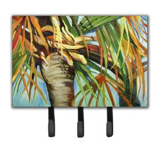 Top Palm Tree Key Holder by Caroline's Treasures