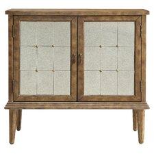 Roquefort Mirrored Cabinet by Lark Manor