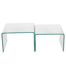 Dayton 2 Piece Nesting Tables by Willa Arlo Interiors