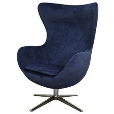 Finn Swivel Lounge chair by New Pacific Direct