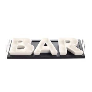 Parson 4-Piece Porcelain Bar Serving Dish Set