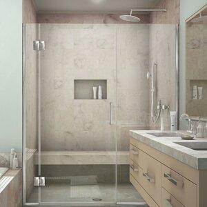 Unidoor-X 48.5 x 72 Hinged Shower Door DreamLine