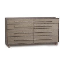 Sloane 8 Drawer Double Dresser by Copeland Furniture
