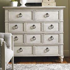 Oyster Bay Fall River 10 Drawer Standard Dresser by Lexington