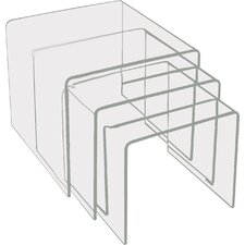 Celeia 3 Piece Nesting Tables by Home Loft Concepts