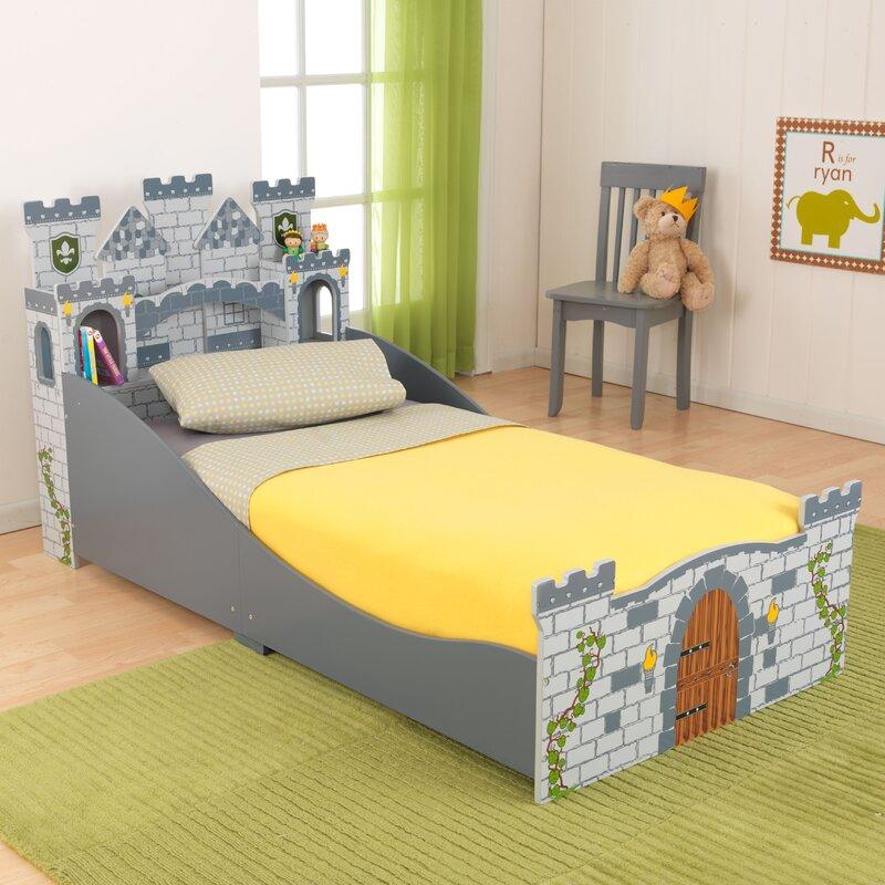 medieval castle convertible toddler bed - Boys Bed Frame