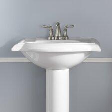 Devonshire 23 Pedestal Bathroom Sink