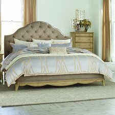 Pogson Upholstered Platform Bed by One Allium Way