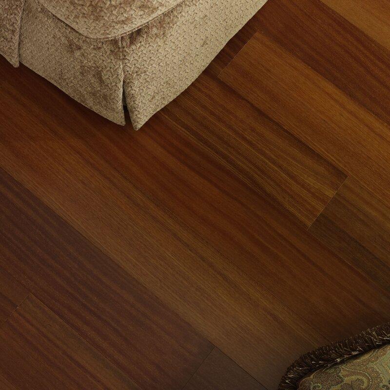 Easoon USA  Solid Brazilian Teak Hardwood Flooring In - Brazilian teak hardwood flooring