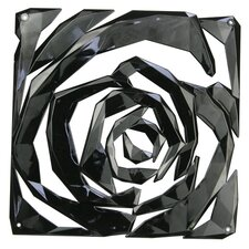 Kelton 10.6 x 10.6 Floral Room Divider by Varick Gallery