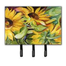 Sunflowers Key Holder by Caroline's Treasures