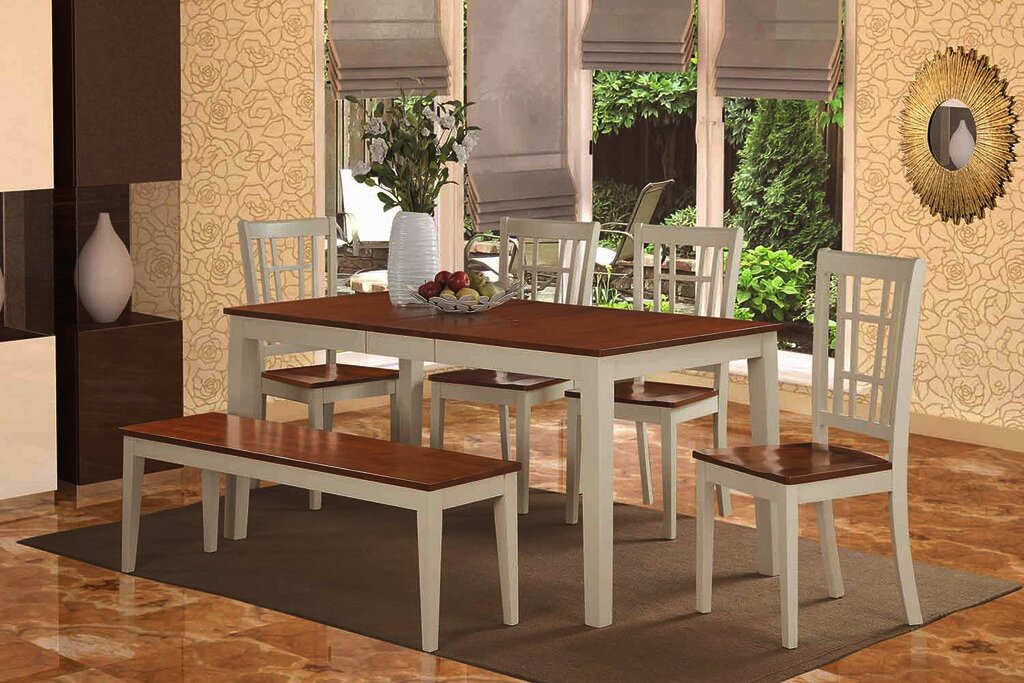 Bench Kitchen U0026 Dining Room Sets Youu0027ll Love | Wayfair