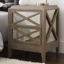 Ludo 2 Drawer Nightstand by Tommy Hilfiger