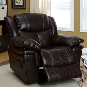 Sawyers Transitional Recliner by Red Barrel Studio