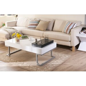 Vida Modern Coffee Table by Mercury Row