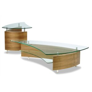 Lovely Fin Coffee Table Set