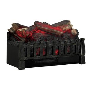 Log Set with Heat by Duraflame