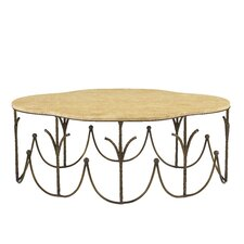 French Accents Coffee Table by French Heritage