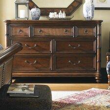 Landara Sailfish Point 7 Drawer Dresser by Tommy Bahama Home