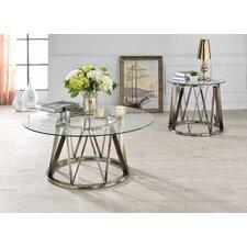 Moyne 2 Piece Coffee Table Set by Wade Logan