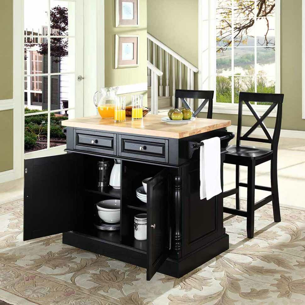 Powell Pennfield Kitchen Island Counter Stool. Fabulous Visions ...