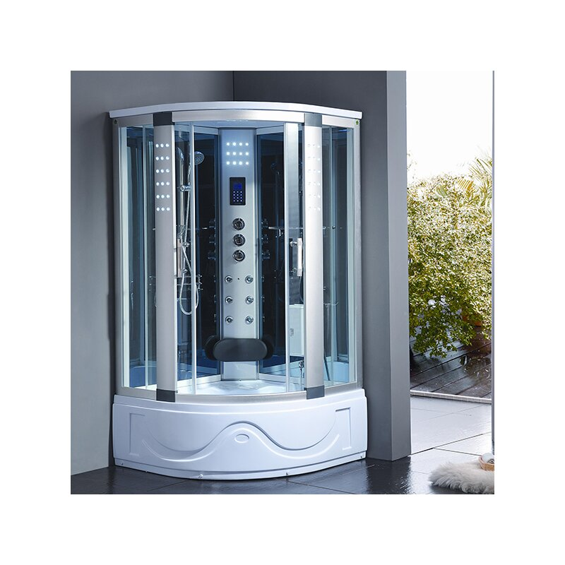Best Steam Shower Reviews - TOP 7 Luxury Cabin, Buyer\'s Guide 2018