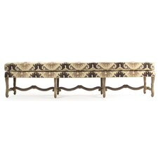Bernic Upholstered Bedroom Bench by Zentique Inc.