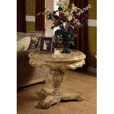 French Quarter Round End Table by Eastern Legends