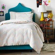 Tollett Upholstered Panel Bed