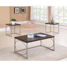 Ronan 3 Piece Coffee Table Set by Latitude Run