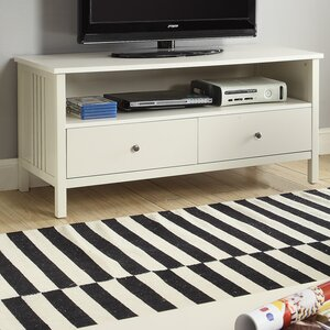 Easingwold Mission Style Wood 45 TV Stand by Alcott Hill