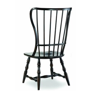 Sanctuary Spindle Back Side Chair (Set of 2) by Hooker Furniture