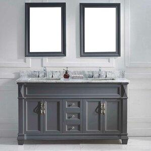 Black Bathroom Vanity With White Marble Top Black Bathroom Vanity