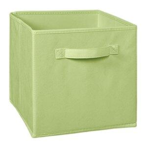 Cubeical Fabric Basket